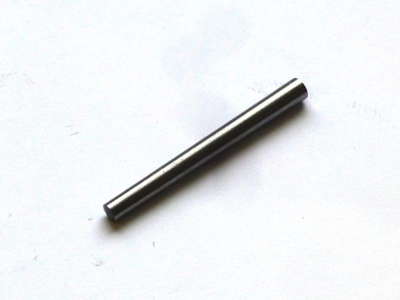 Kegel 1 : 50 gedreht Abmessung: B 5 x 36 VE=S DIN 1 Stahl Form B Kegelstifte 100 St/ück