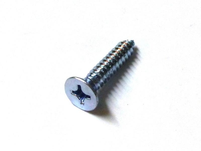 CTX 2000 Senkkopf Torx Blechschrauben DIN 7982 verzinkt 2,2x9,5