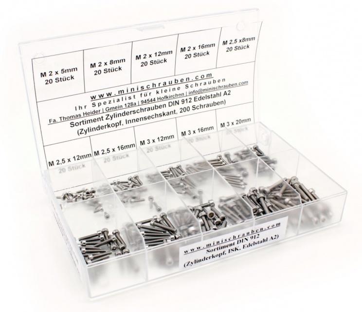 Edelstahl A2 V2A- rostfrei Eisenwaren2000 - Zylinderkopf Schrauben ISO 4762 Zylinderschrauben mit Innensechskant M12 x 20 mm Gewindeschrauben 5 St/ück DIN 912